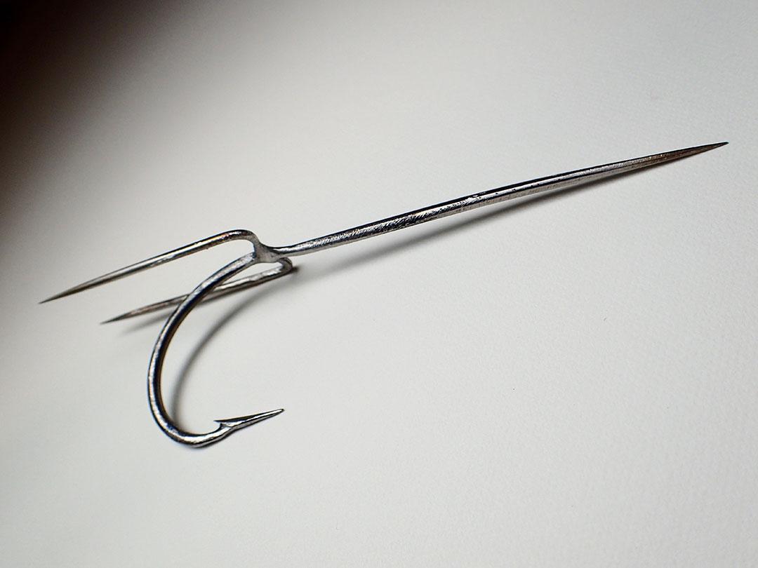 Angelfire Hook