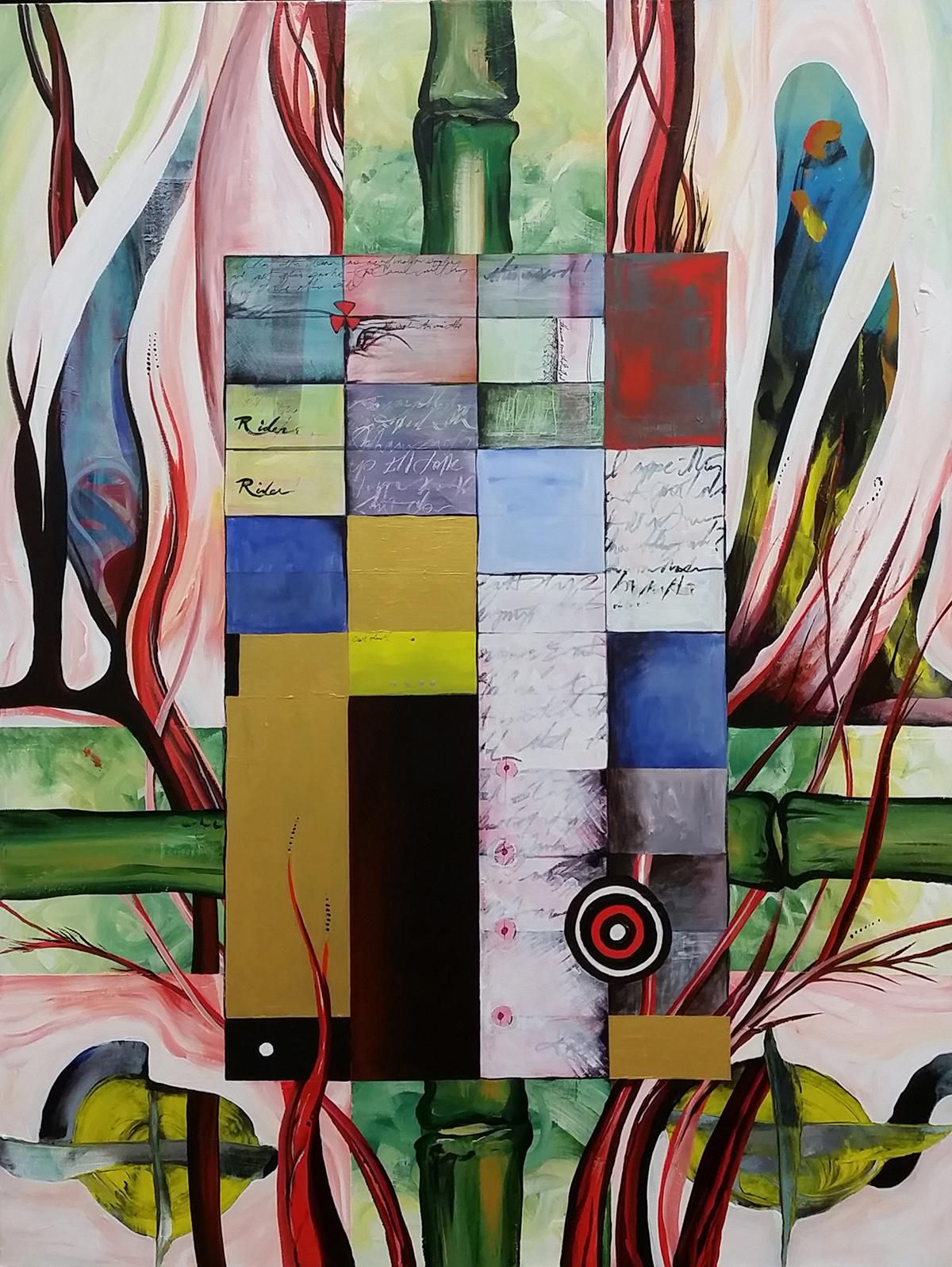 """Filco 4. Wantsville You_ As Of Me, acrylic 30""""x40"""""""