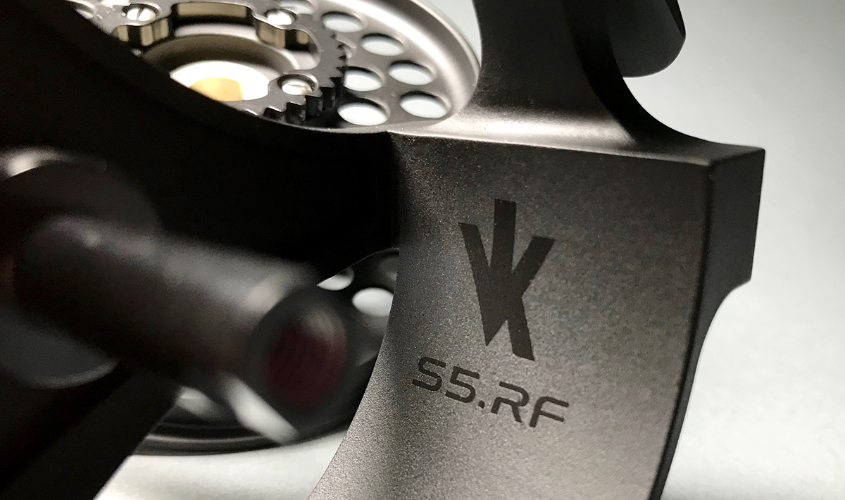"VK-S5.RF ""Night Swan"""