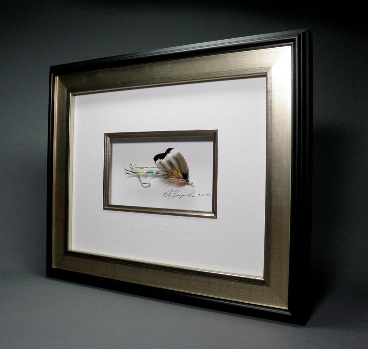 Bodacious Frame